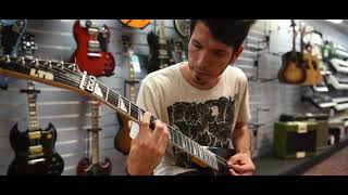 Video Drunk with Pain - Never Forget by Juan Hernández (Guitar Playthr