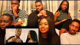 Dopebwoy   Cartier Ft. Chivv & 3robi ( REACTION VIDEO ) || @Dopebwoyy @CPeetjee @3robiDk