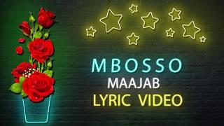 Mbosso   Maajab (Lyric Video) Sms SKIZA 8546310 To 811