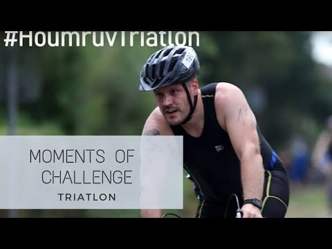 Moments of Challenge [Triatlon] - Den D! TRIATLON ZÁVOD