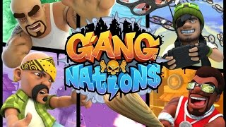 Gang Nations Gameplay Walkthrough (iOS/Android) - Mobile Madness