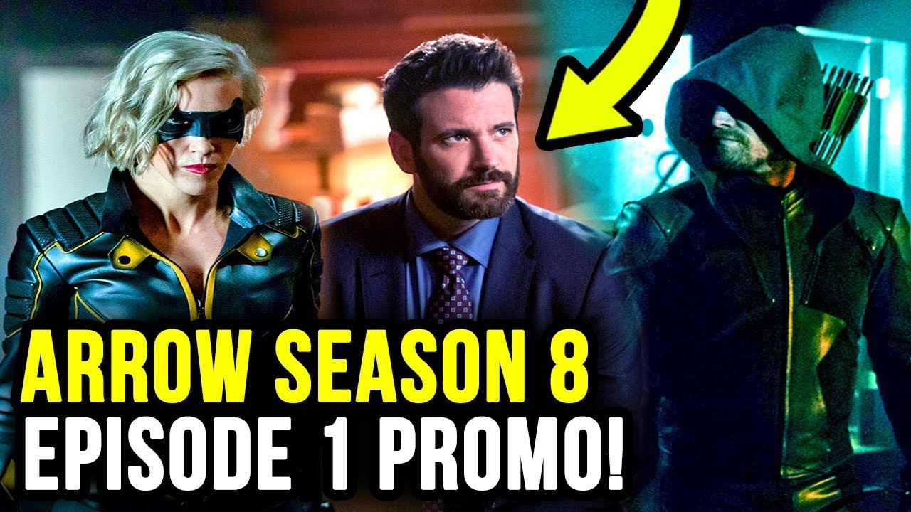 What World is THIS?! Is New Tommy Merlyn a VIGILANTE? - Arrow 8x01 Promo Photos Screenshot Download