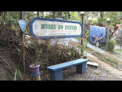 Paz em meio à natureza: conheça o Museu do Futuro, em Teresópolis