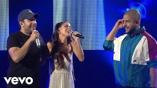 TINI, Cali Y El Dandee - Por Que Te Vas (Live - Quiero Volver Tour)