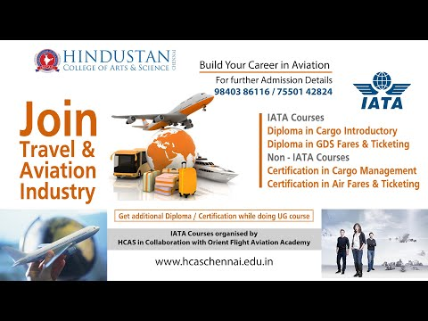 Build Your Career in Aviation || Join Travel & Aviation Industry ...