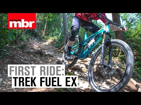 Trek Fuel Ex | Now With Internal Frame Storage | Mountain Bike Rider