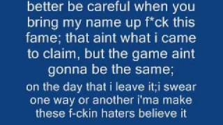 Eminem - No Return ft. Drake With Lyrics