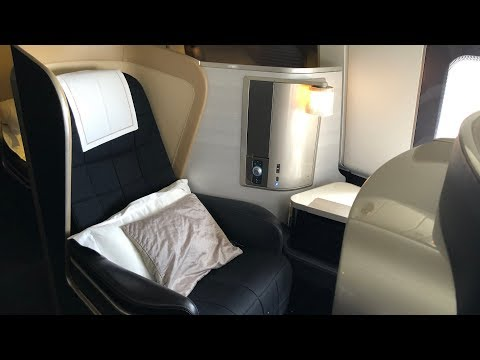 British Airways 777-200 First Class Seat Review | Aviation Geeks