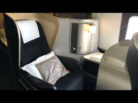 British Airways 777 200 First Class Seat Review Aviation Geeks
