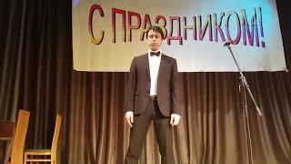 Денис Галкин. Ученик Музыкальной школы для взрослых Екатерины Заборонок