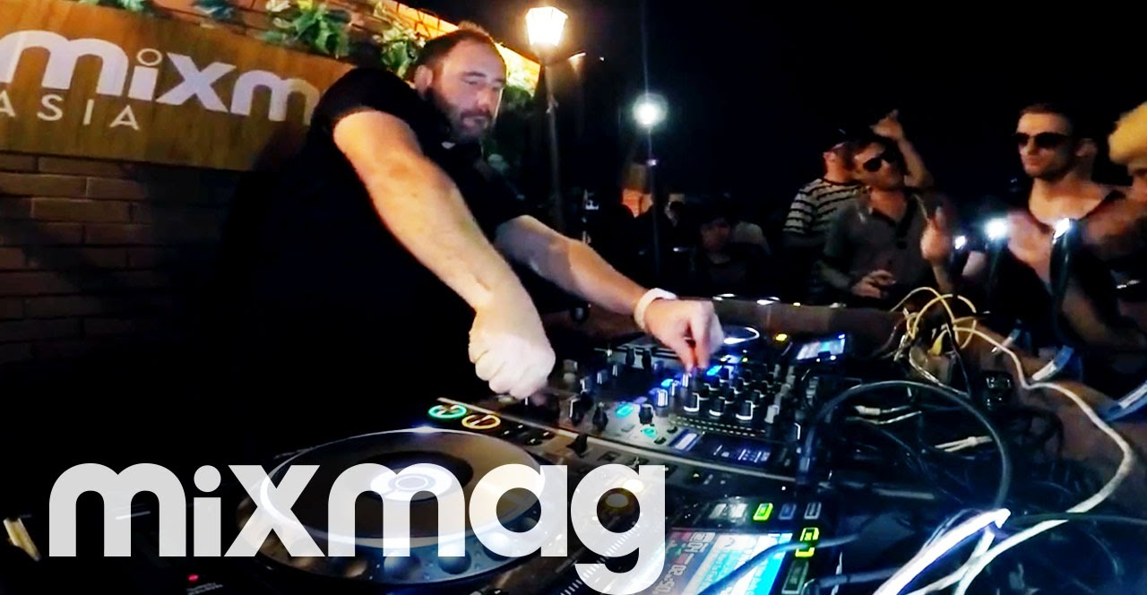 Doorly - Live @ Mixmag Lab Asia 2015