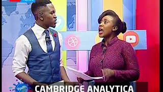 The power of information as revelations show Cambridge Analytica in the Kenyan polls: Youth cafe