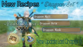 News Update • All Drop Equipment and Crysta (Last Chapter 8 , Road