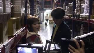 [Making] Weightlifting Fairy Kim Bok Joo : First kiss scene - Nam Joo Hyuk & Lee Sung Kyung