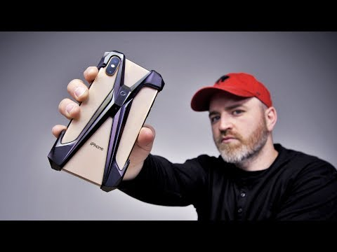 The World's Most Expensive Phone Case (видео)