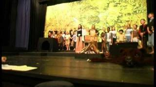 Ronja Räubertochter, Musical für Kinderchor