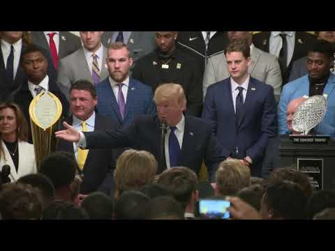 WOW: President Trump Just Said This..AND THE CROWD WENT WILD