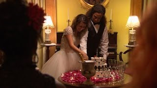 They Do! Lizzie and Moe Exchange Vows! | Pit Bulls & Parolees