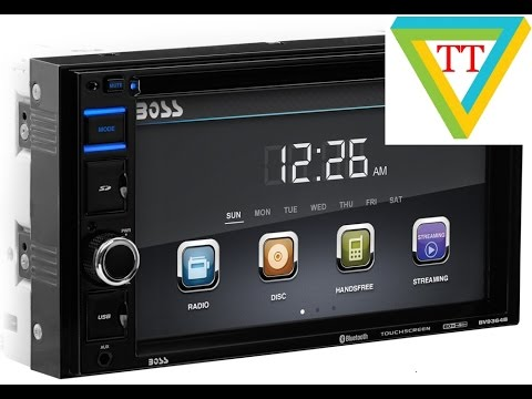 Top 5 Best Touch Screen Car Stereos of 2016 – 2017
