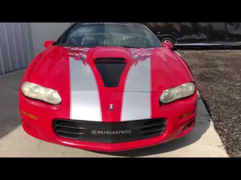 Video of '02 Camaro SS - PBGC