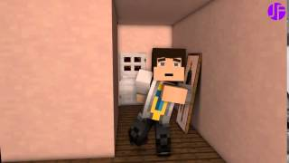 Minecraft Анимация №21 Утро