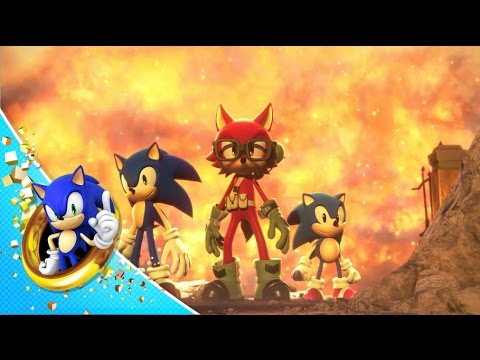 Sonic Forces: Custom Hero Trailer thumbnail
