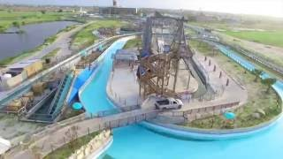 Schlitterbahn RiverPark and Resort - Drone Footage (Corpus Christi, Texas)