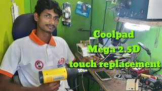 coolpad mega 2-5d touch screen digitizer - Free video search