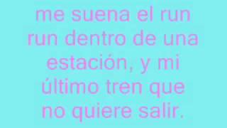 Estopa y Rosario Flores_Suena el run run con letra