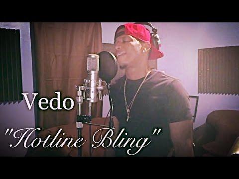 Drake - Hotline Bling (Cover) by: @VedoTheSinger