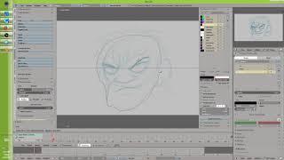 Blender Grease Pencil WORKFLOW  UPDATE