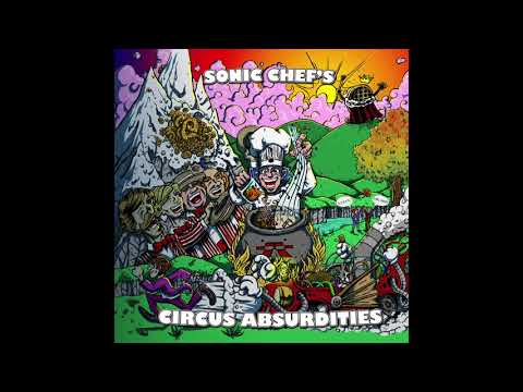 The opening 2 tracks from my debut album, Sonic Chef's Circus Absurdities