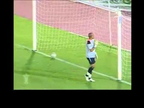 Epic fail by Goalkeeper or Referee? Goal or no goal?   Morocco Soccer: Strangest Goal On A Penalty Kick.    The latest Moroccan Soccer blooper has produced the most unexpected goal of the season, maybe the year. The Video is the shoot out between Maghreb of Fez and FAR of Rabat. The winner of the game advance to the quarter finals of Morocco's Coupe du Throne.