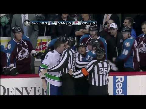 Cody McLeod vs. Willie Mitchell
