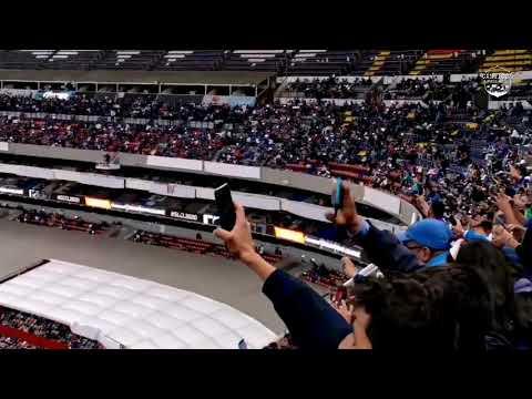 """La Sangre Azul e Hinchada vs Portmore United • Concacaf Champions League"" Barra: La Sangre Azul • Club: Cruz Azul"