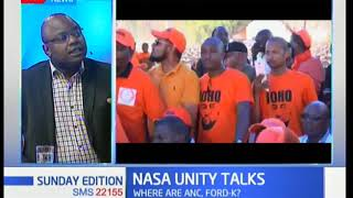 Sunday Edition: ODM calling for NASA 'divorce'