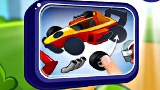 Про машинки детям. Пазлы онлайн. Развивающие игры для мальчиков
