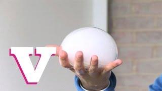 CO2 Cloud Bubble: The Little Bang Theory