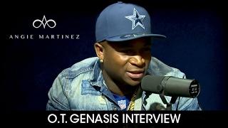 O.T. Genasis Catches Up With Angie Martinez + Surprises Internet Sensation!