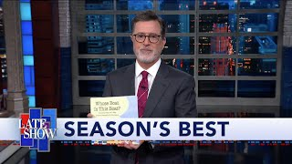 Stephen Colbert Presents: Best Of The Late Show, Season Four