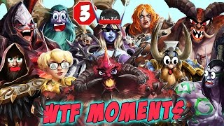 Heroes Of The Storm WTF Moments Compilation 3