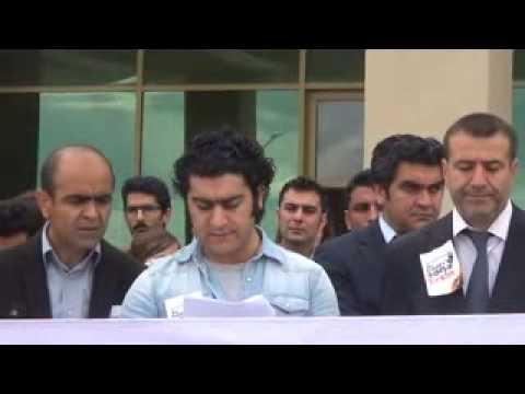 Viranşehir Devlet Hastanesinden iş bırakma eylemi