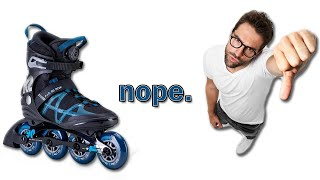 K2 FIT 90 Boa Inline Skate Review - 2021