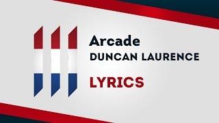 Winner: The Netherlands Eurovision 2019: Arcade   Duncan Laurence [Lyrics] 🇳🇱