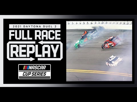 NASCAR 2021 ブルーグリーンバケーション at DAYTONA2のフルレース動画