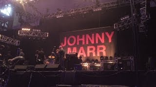 Johnny Marr - Live in Chiba (Full Show)