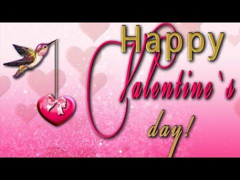 🎶💗 Happy Valentine`s Day ! 🎶💗4K Animation Greeting Cards