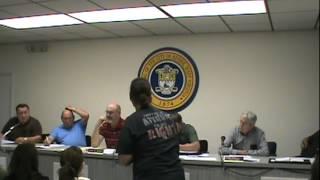Keyser: City Council meeting - May 9, 2012, Full