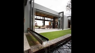 MODERN SUSTAINABLE HOME IN SOUTH AFRICA - ARCHITECT GILLIAN HOLL