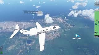 Miri City to Kota Kinabalu City   Sarawak   Sabah   Microsoft Flight Simulator 2020